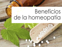 Homeopatia beneficios